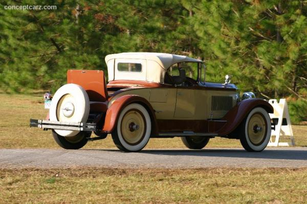 1926 Packard Eight