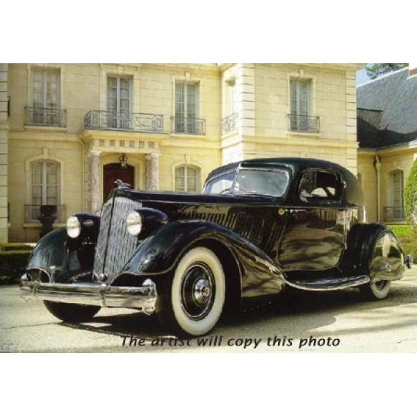 1933 Packard LeBaron - Information and photos - MOMENTcar