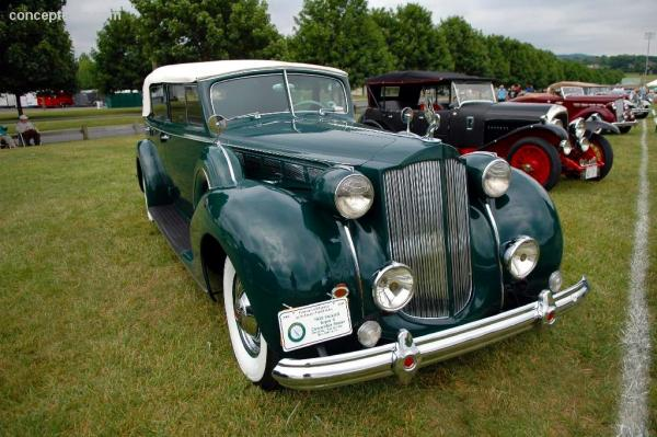 Packard Super Eight 1938 #4