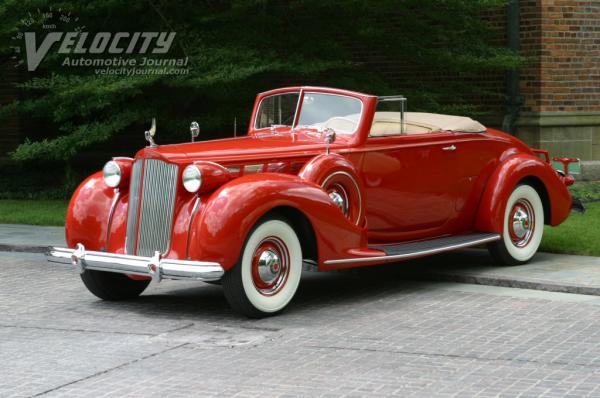 Packard Super Eight 1938 #5