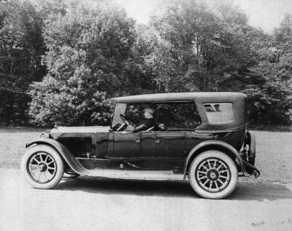 1923 Packard Twin Six