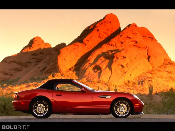Panoz 2002 Esperante - Retro or Rather Classic?