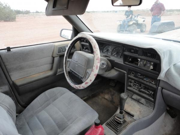 1990 Plymouth Acclaim