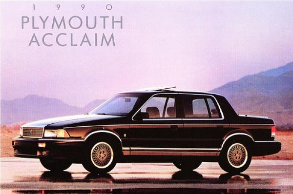 Plymouth Acclaim LX #3