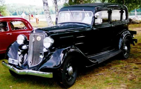 1934 Plymouth DeLuxe PE