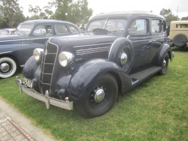 1935 plymouth deluxe pj information and photos momentcar for 1935 plymouth 2 door sedan