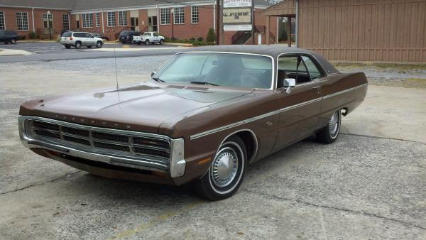 Plymouth Fury 1971 #2