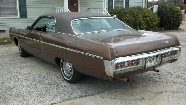 Plymouth Fury 1971 #3