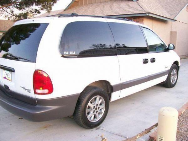 Plymouth Grand Voyager 1996 #3