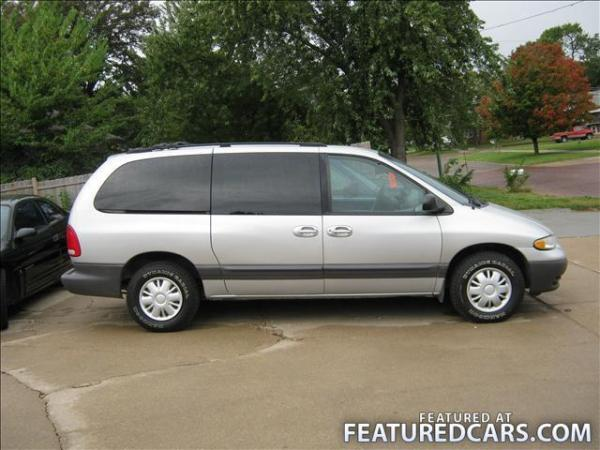Plymouth Grand Voyager 2000 #5