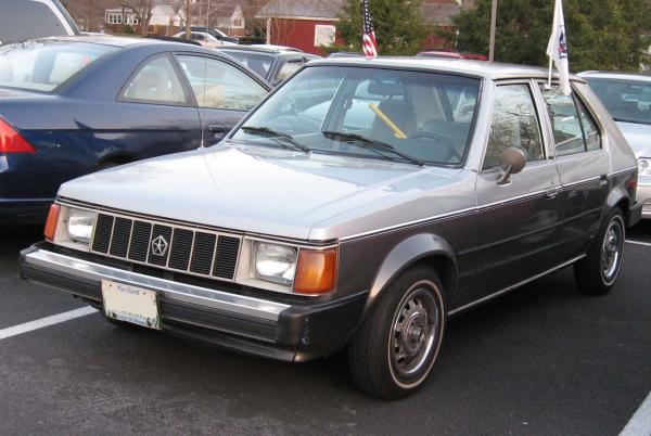 Plymouth Horizon #4