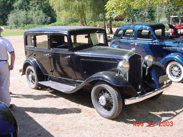 1932 Plymouth Model PB - Information and photos - MOMENTcar