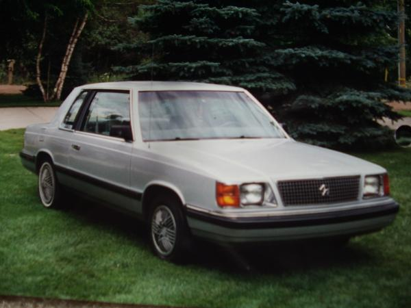 1986 Plymouth Reliant