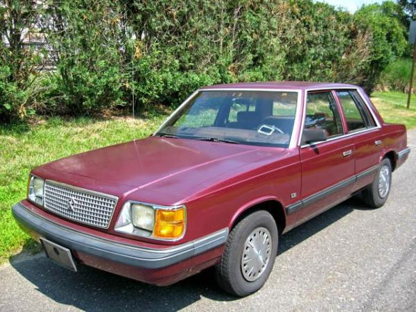 Plymouth Reliant 1989 #2