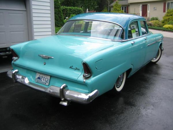 1955 Plymouth Savoy Information And Photos Momentcar
