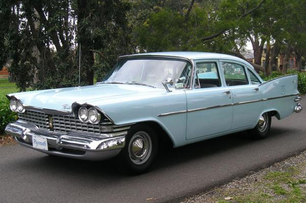 1959 Plymouth Savoy
