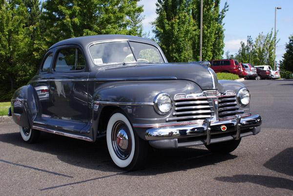 1942 Plymouth Special Deluxe Information And Photos
