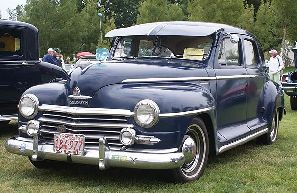 1948 plymouth special deluxe information and photos for 1948 plymouth 2 door sedan