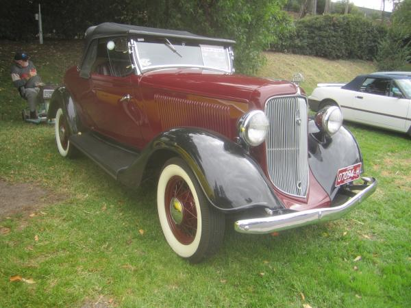 1934 Plymouth Special PF