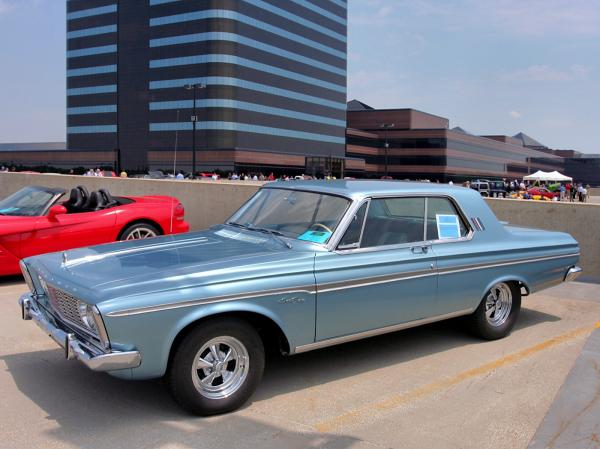 Plymouth Sport Fury 1963 #5