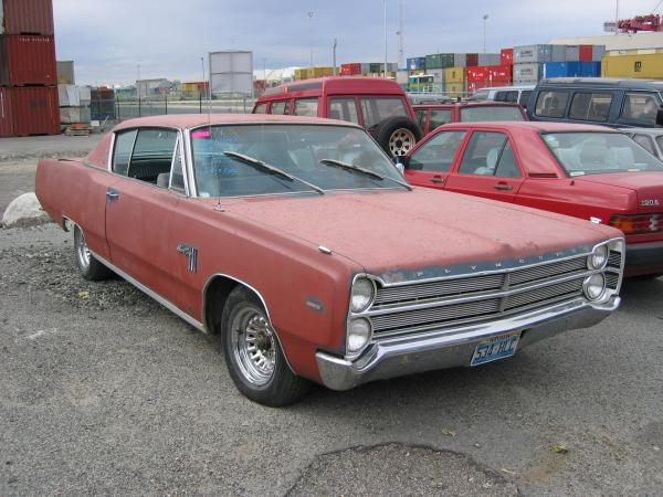 Plymouth Sport Fury #4