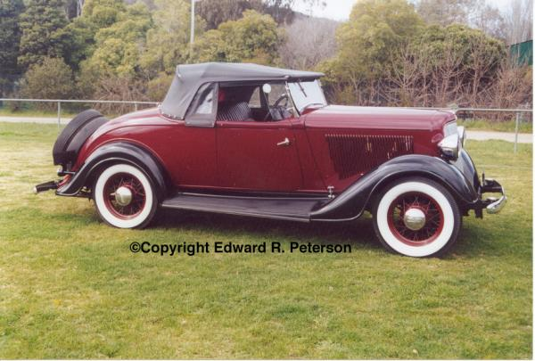 Plymouth Standard PF #5