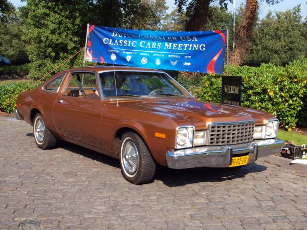 Plymouth Volare 1978 #1