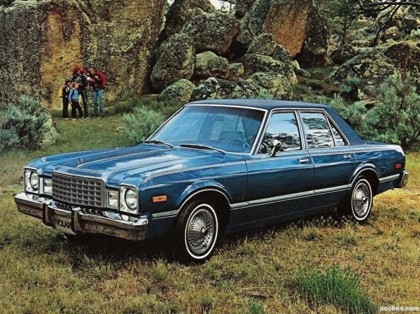Plymouth Volare 1978 #2