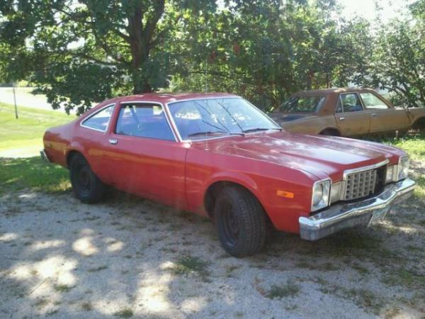 Plymouth Volare 1978 #4