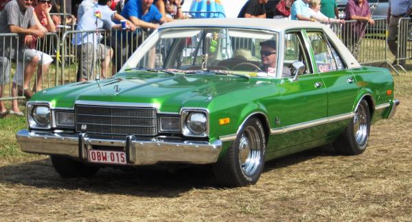 Plymouth Volare #2