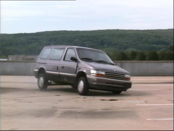 Plymouth Voyager 1992 #5