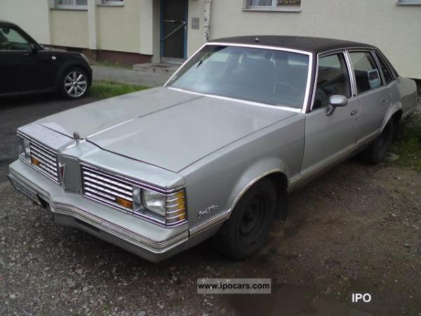 1981 Pontiac Grand LeMans