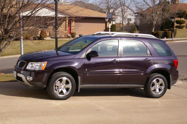 Pontiac Torrent #3