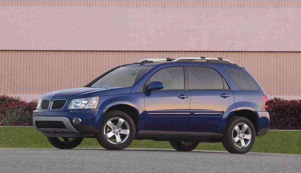 Pontiac Torrent 2009 #1