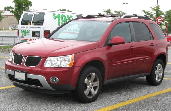 Pontiac Torrent #4