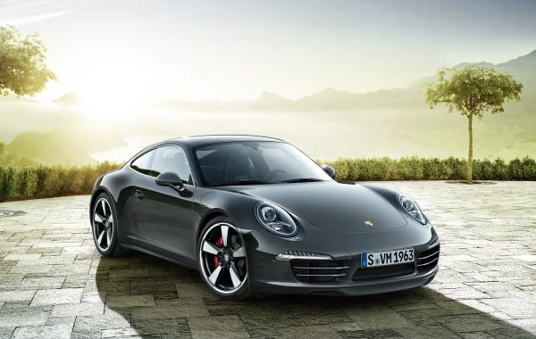 Porsche 911 50th Anniversary Edition #3