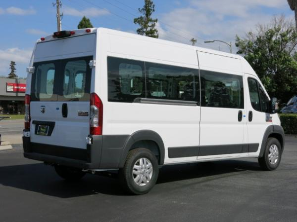 Ram Promaster Window Van #2