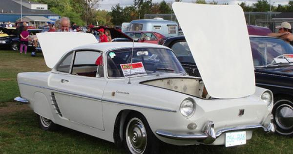 Renault Caravalle 1961 #4