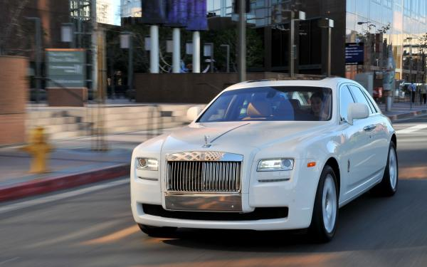 Rolls-Royce Ghost 2013 #3