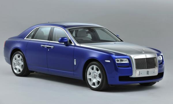 Rolls-Royce Ghost #5