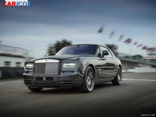 Rolls-Royce Phantom Coupe 2014 #4