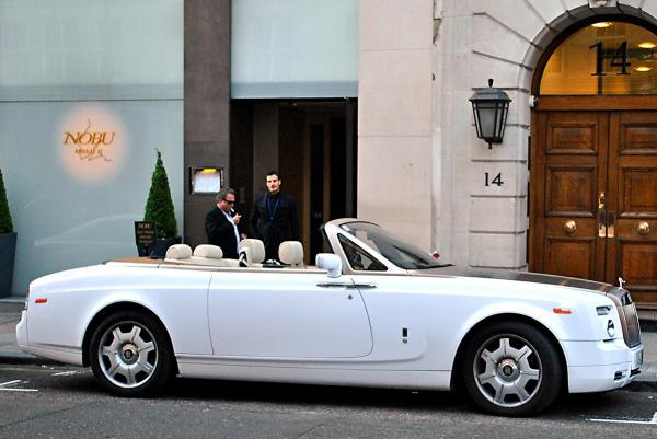 Rolls-Royce Phantom Drophead Coupe #3
