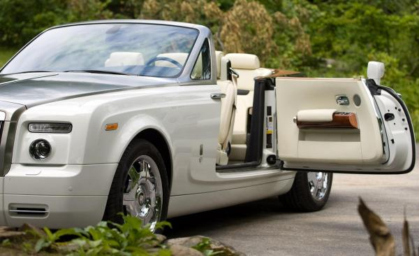 Rolls-Royce Phantom Drophead Coupe 2010 #5
