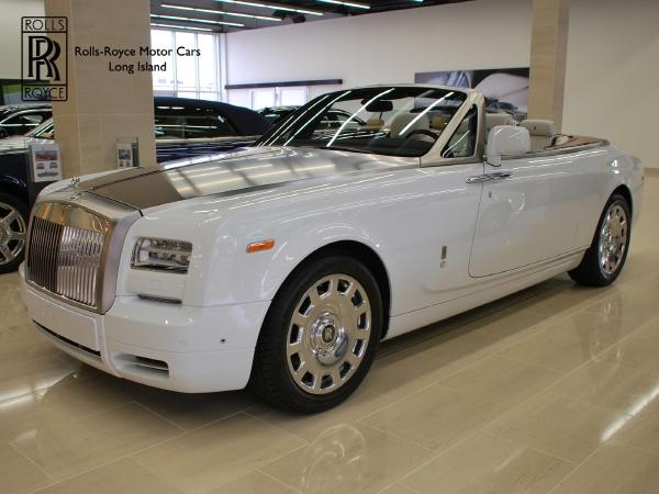 Rolls-Royce Phantom Drophead Coupe 2013 #5