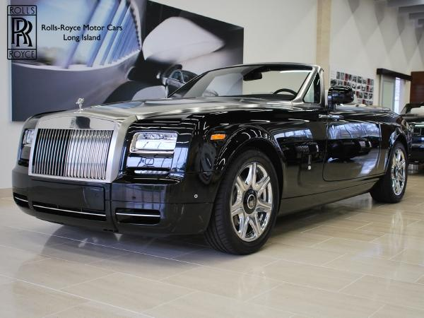Rolls-Royce Phantom Drophead Coupe 2014 #1