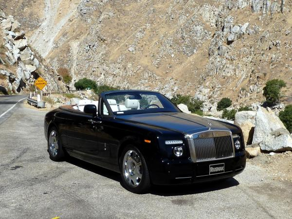 Rolls-Royce Phantom Drophead Coupe 2014 #2