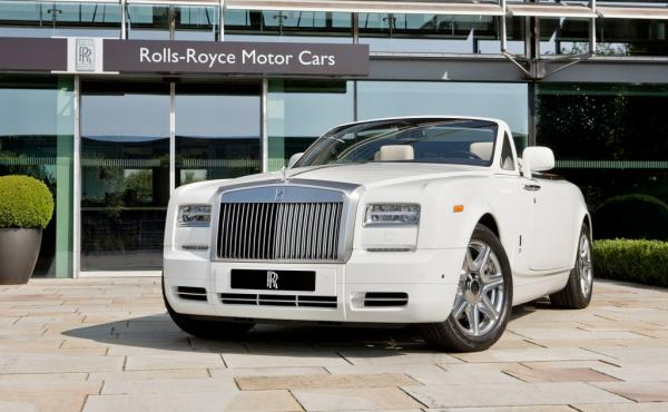 Rolls-Royce Phantom Drophead Coupe 2014 #3