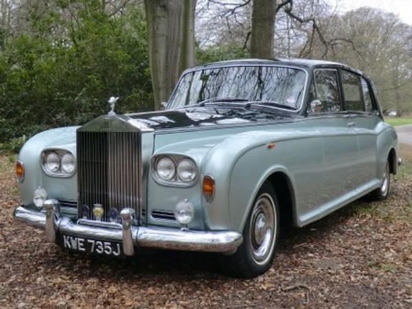 Rolls-Royce Phantom VI 1971 #1
