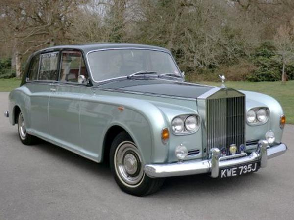 Rolls-Royce Phantom VI 1971 #3