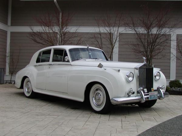 Rolls-Royce Silver Cloud II #2